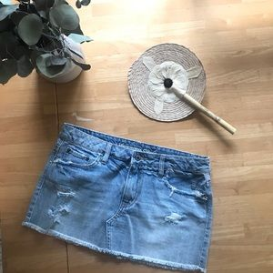 American Eagle Skirt in Myth Midwash